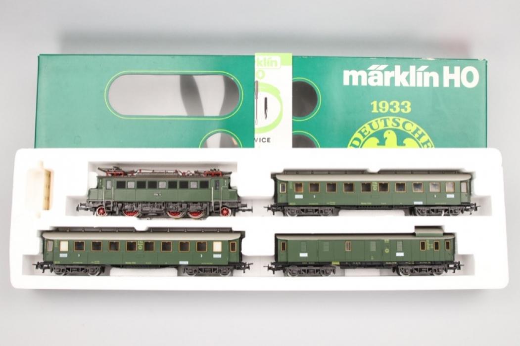"""Märklin - Modell Nr.2850 """"Reichsbahn-Personenzug"""""""