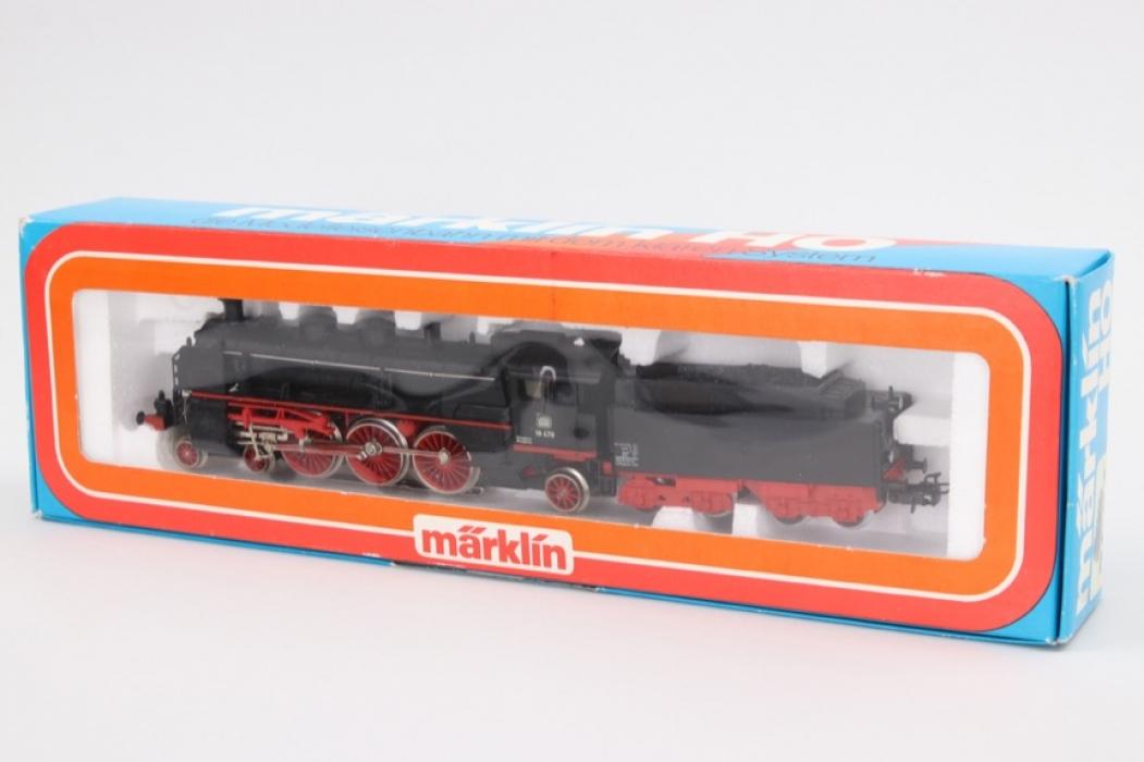 Märklin - Modell Nr.3093 Dampflokomotive mit Schlepptender Spur H0