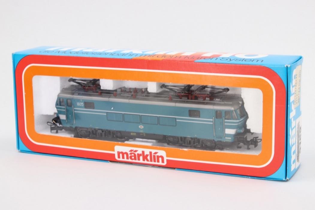 """Märklin - Modell Nr.3152 """"Elektrische Lokomotive 16 der SNCB"""" Spur H0"""