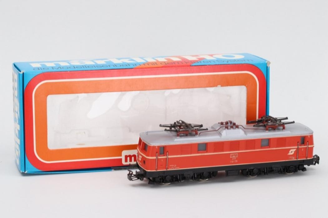 Märklin - Modell Nr.3154 Elektrische Lokomotive BR 1141 Spur H 0