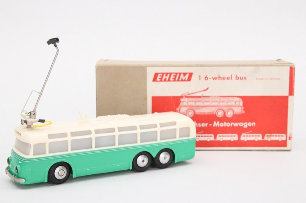 Eheim - Modell 110 Dreiachser Motorwagen