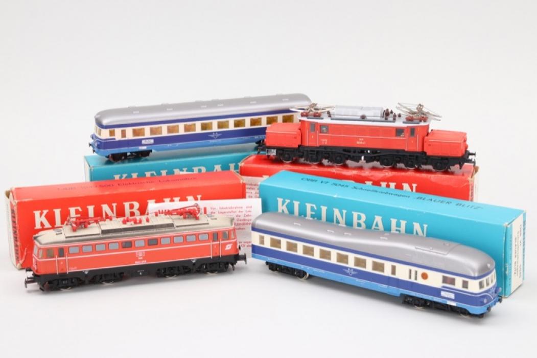 Kleinbahn - Konvolut Lokomotiven und Triebwagen