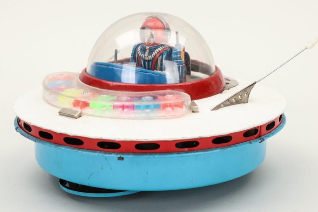 Blechspielzeug UFO
