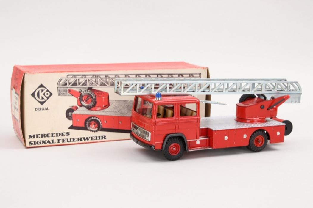 CKO Kellermann - Modell Nr.438 Mercedes Feuerwehrauto