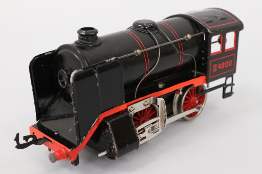 Bing - Modell Nr.4800 Lokomotive Spur 0