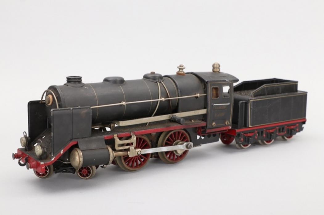 Märklin - Modell Nr.E.4920 Lokomotive mit Kohlewagen Spur 0