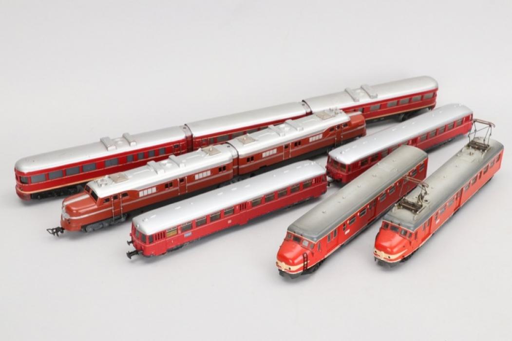 Märklin - Eisenbahnkonvolut Spur H0