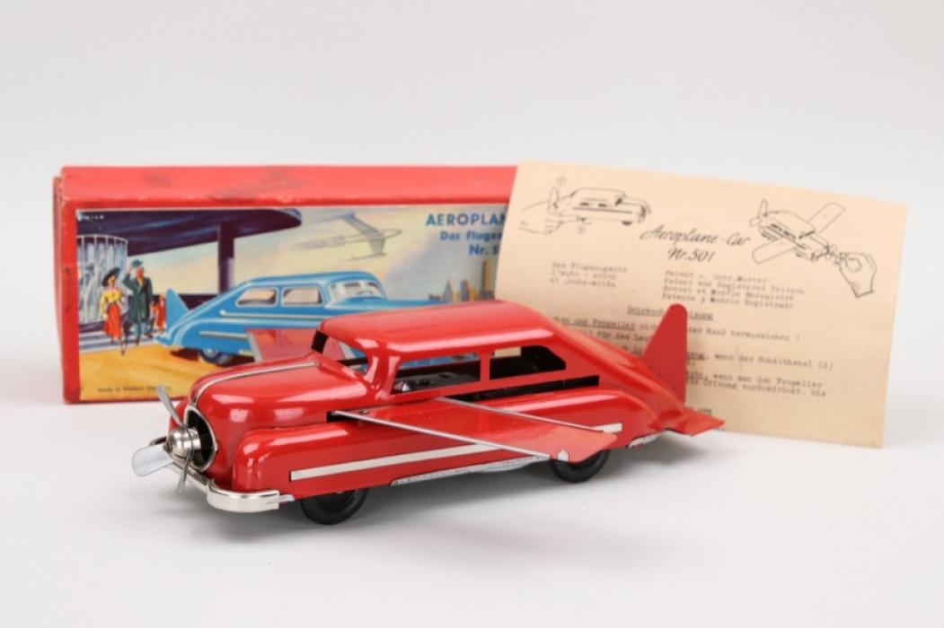 """Aeroplane - Car """"Das Flugzeugauto"""" Modell Nr.501"""