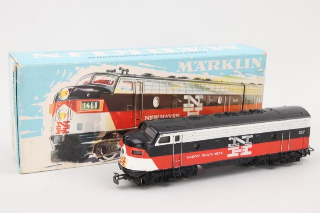 """Märklin - Modell Nr.3062 """"Amerikanische Diesellokomotive"""" Spur H0"""