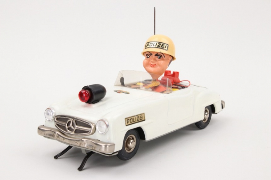 Gama - Modell Nr.104 Wendeauto Mercedes 190 Sl