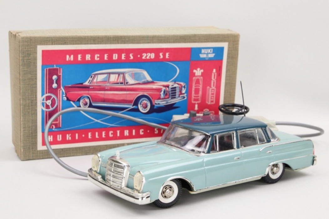 HUKI - Electric 5/15 E Mercedes 220SE