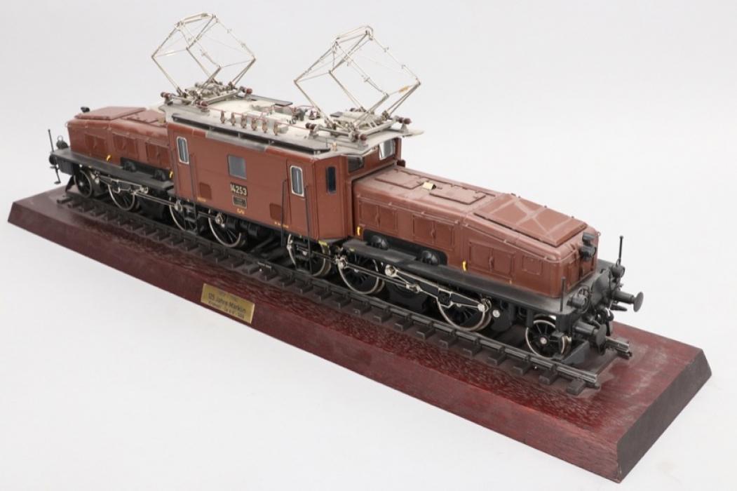 """Märklin -  Modell Nr.5757 """"Krokodil"""" Spur 1"""