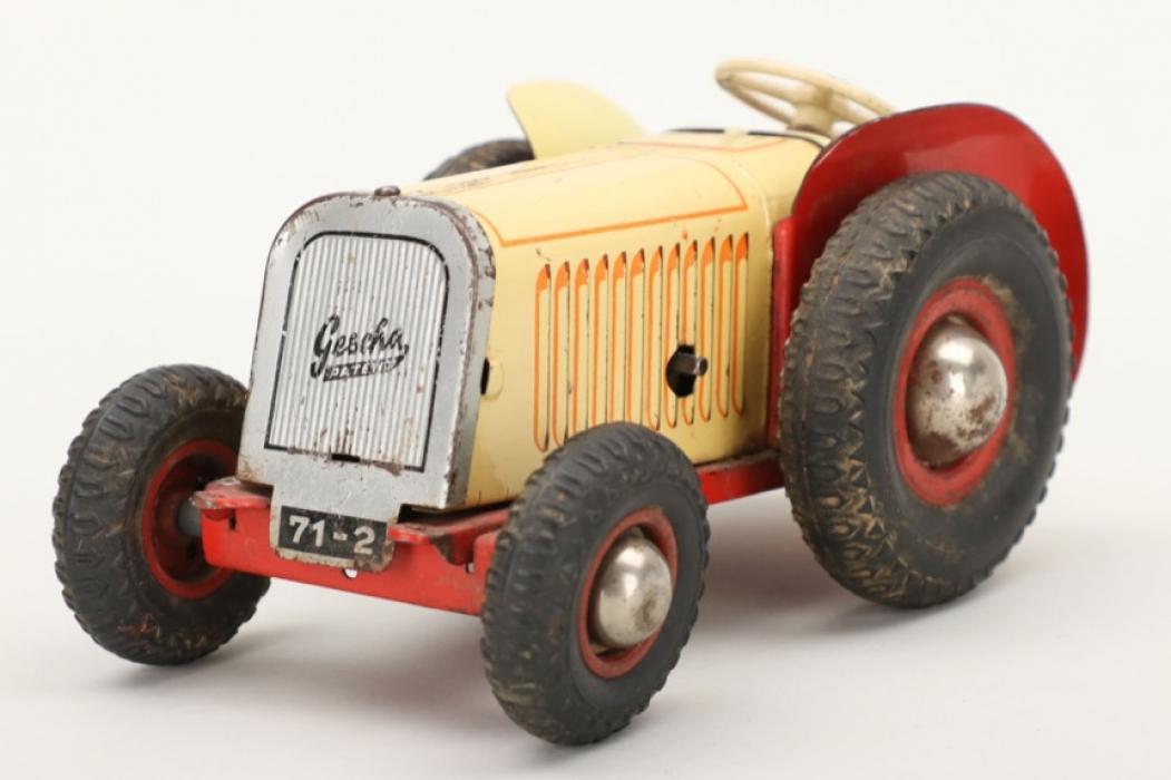 """Gescha - Modell Nr.71-2 """"Traktor"""""""