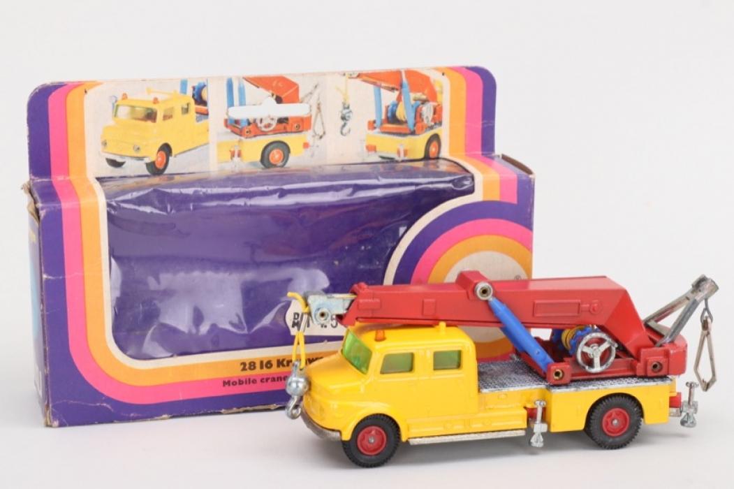"""Siku - Modell Nr.2816 """"Mercedes Benz Kranwagen"""""""