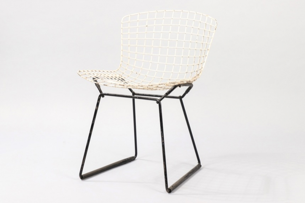 Knoll International Wire Dining Chair // Harry Bertoia