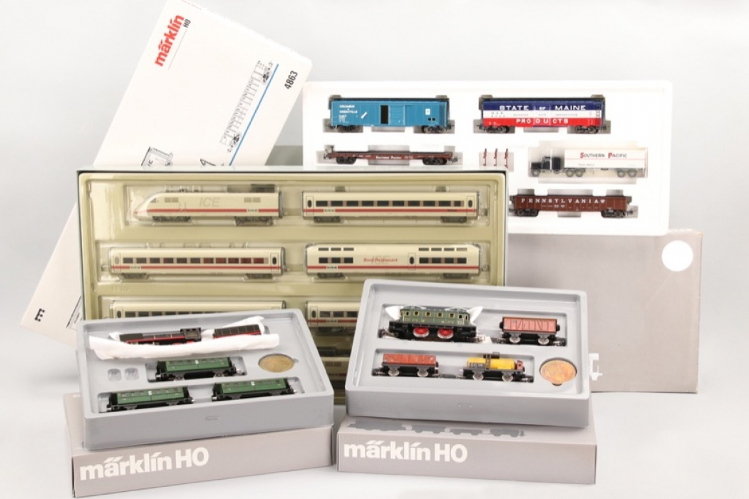 """Märklin - Modell Nr.""""3700"""" - """"4863"""" - """"0050"""" Spur H0"""