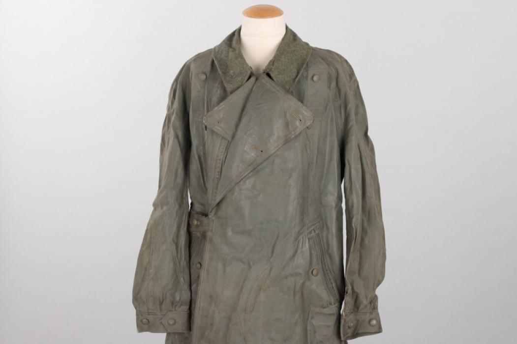 Wehrmacht motorcyclist's coat