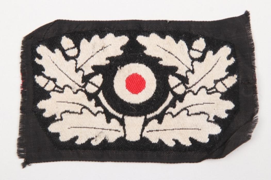 """Heer Panzer """"Schutzmütze"""" beret wreath"""