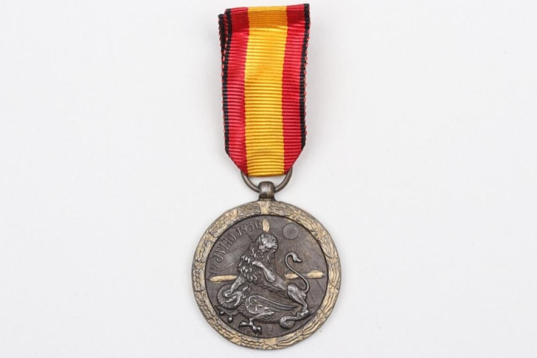 """Legion Condor """"Medalla de la Campana"""""""