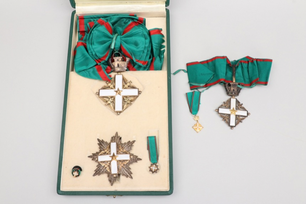 Italy - Order of Merit of the Italian Republic