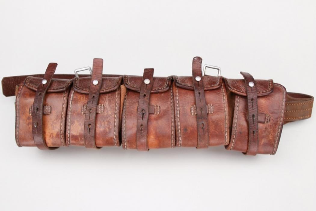 Sweden - M10 leather bandolier