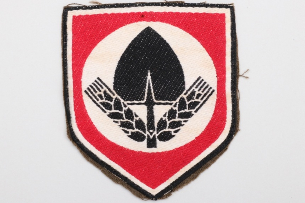 Third Reich RAD sport shorts badge