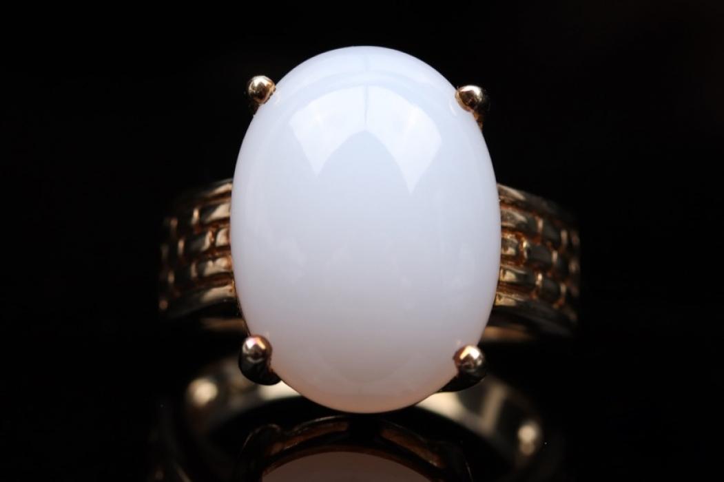 Ring mit weißem Türkis