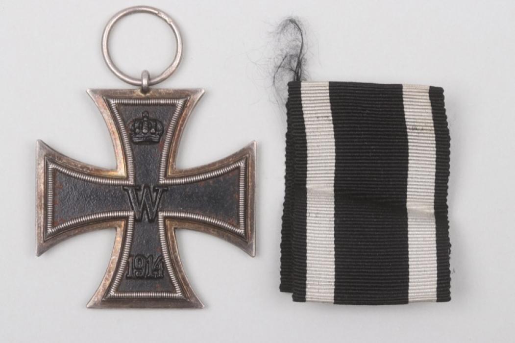 1914 Iron Cross 2nd Class - WILM