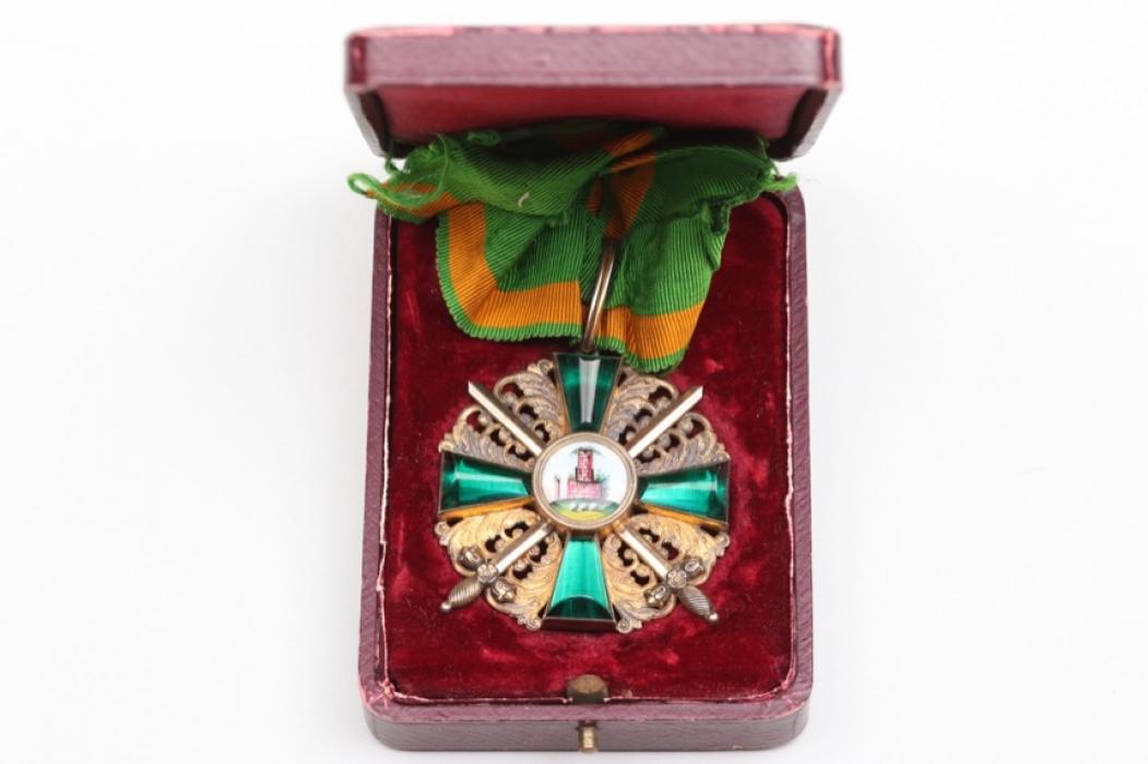 Baden - Order of the Zähringer Lion in case