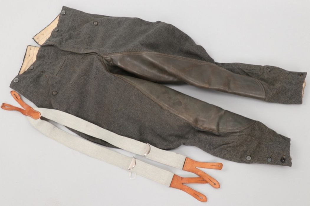 Heer M36 riding breeches - 8./I.R.32
