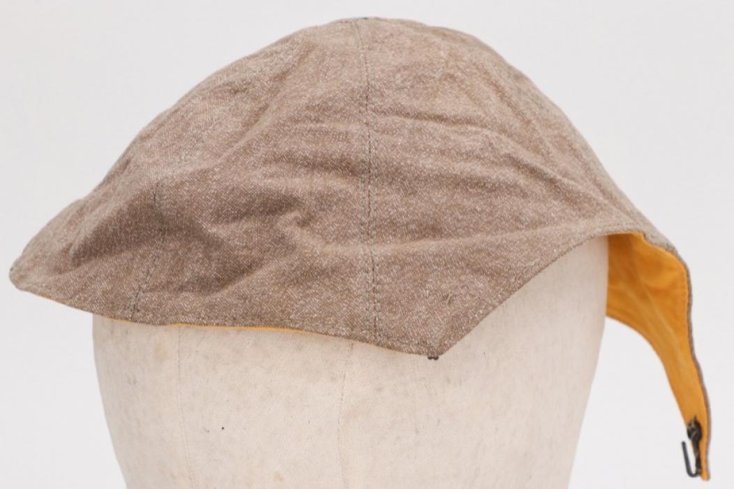 Luftwaffe pilot's sun cover for flight helmet