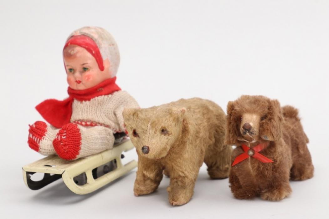 Konvolut antikes Spielzeug