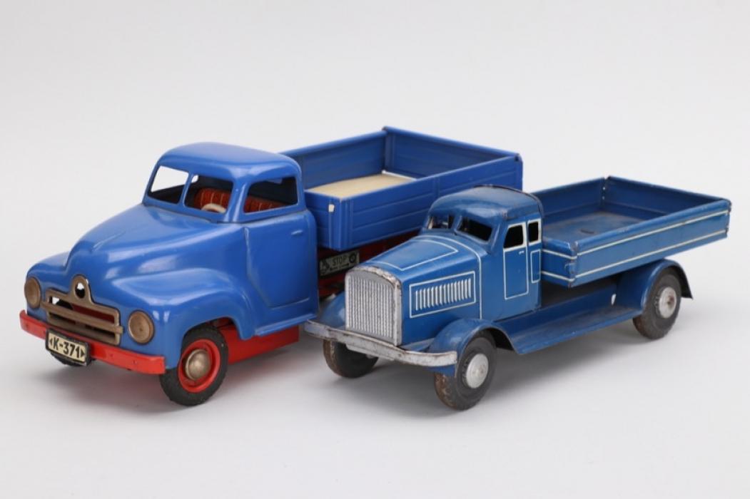 Kellermann - Zwei LastwagenCKO