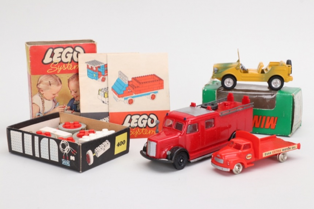 Lego - Gama - Siku - Konvolut Fahrzeuge