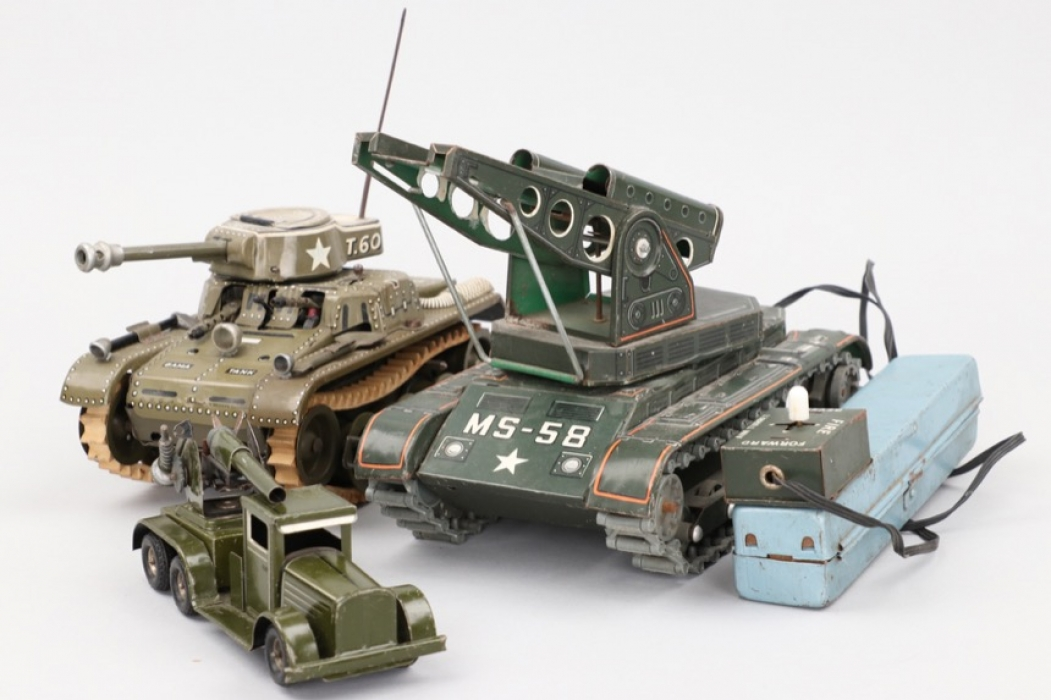 Gama - MT - Konvolut Panzer
