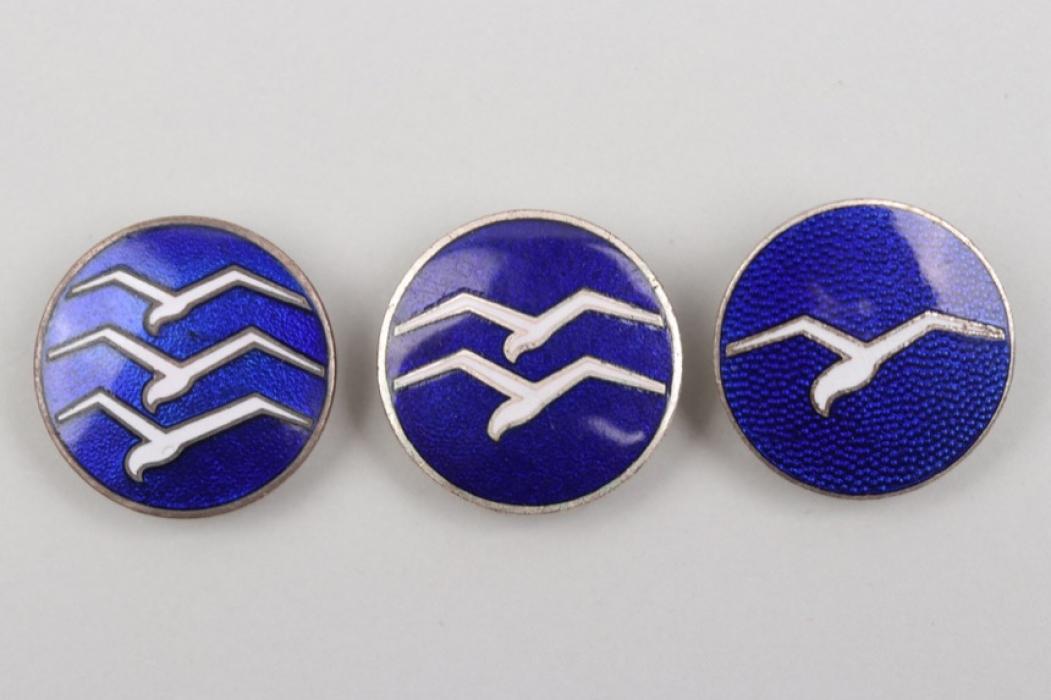 3 + Civil Gliding Proficiency Badges - Class A,B & C