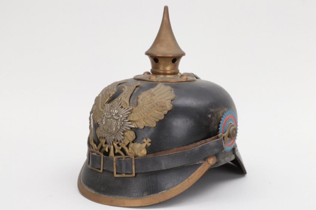 Oldenburg  - M1895 Inf.Rgt.91 spike helmet - EM