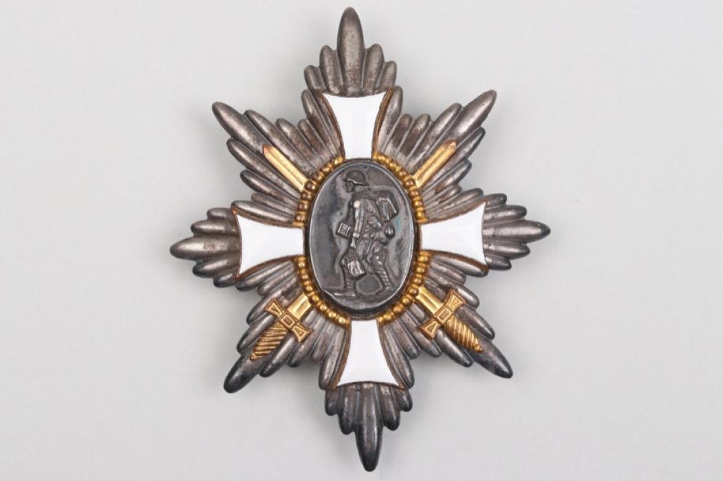 German Field Honor Legion Badge