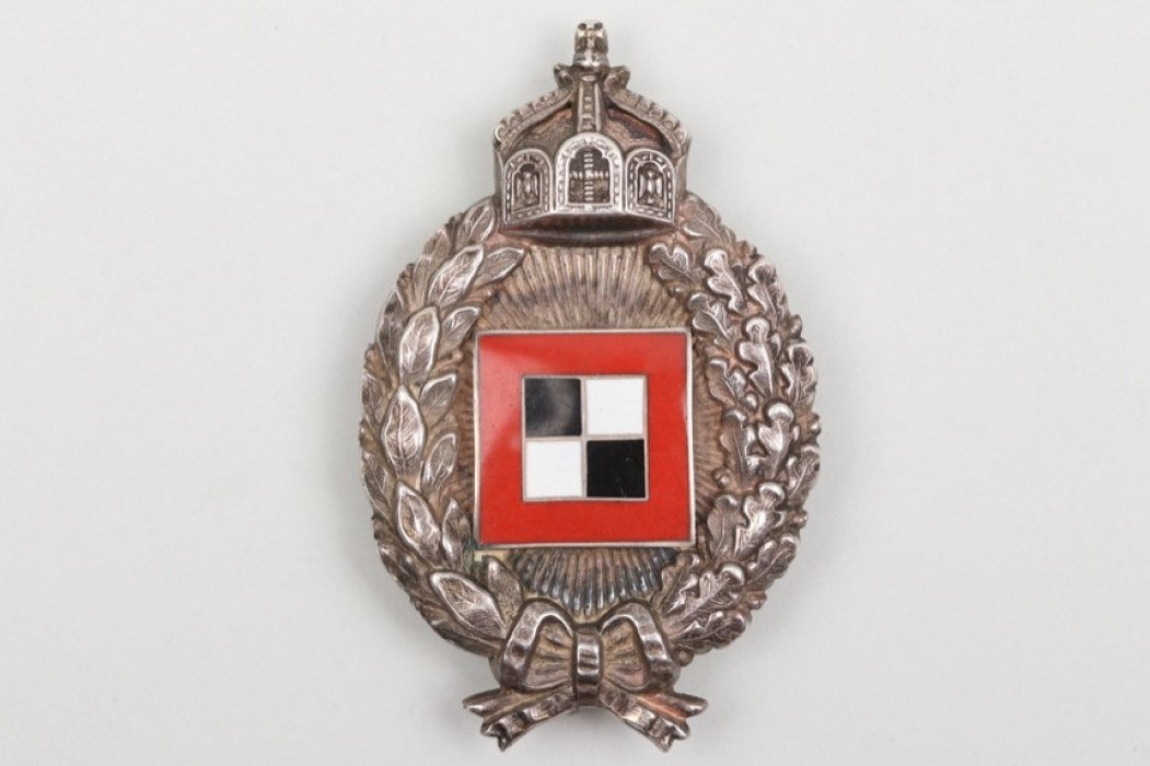"Imperial Germany - Observer's Badge ""800"" - Juncker"