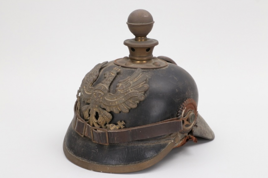Preußen - M1895 artillery spike helmet - EM