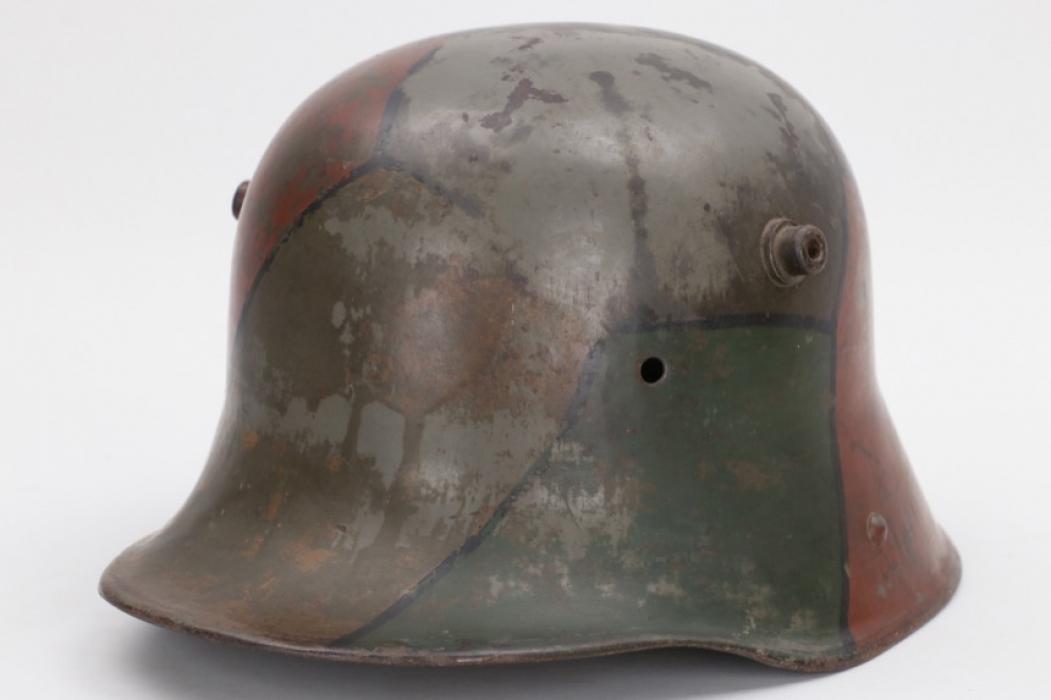 Imperial Germany - M16 mimikry camo helmet shell