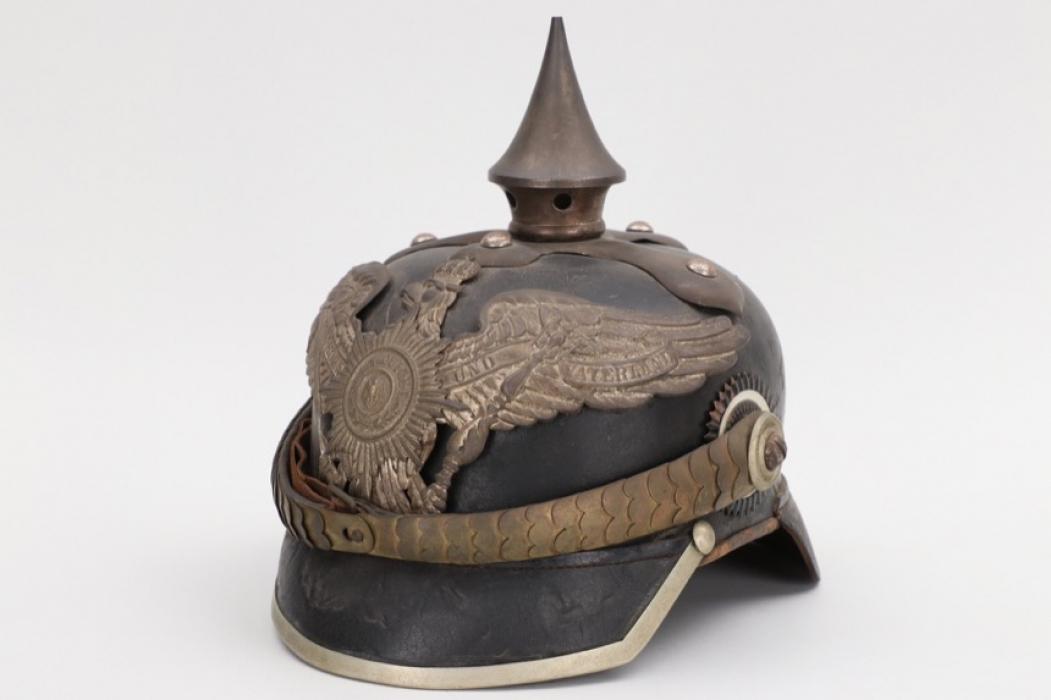 Prussia - M1895 Garde-Dragoner spike helmet - EM