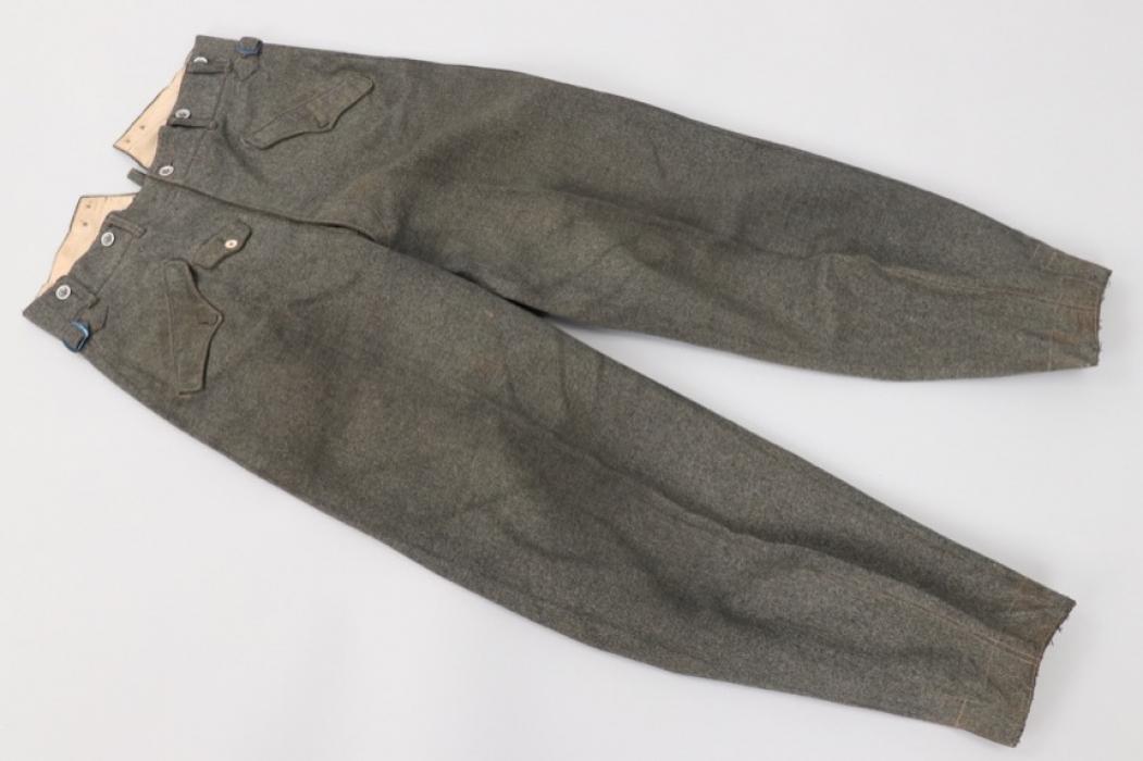 Third Reich - Heer Geb.Pio.Btl.54 mountain trousers