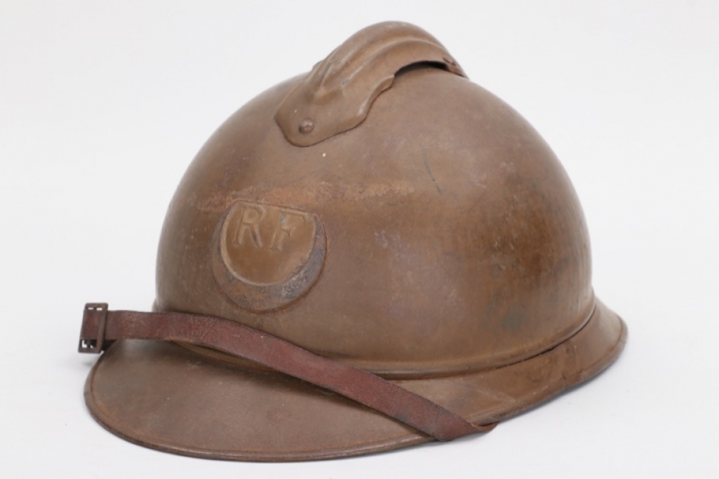 France - M1915 adrian helmet for colonial troops