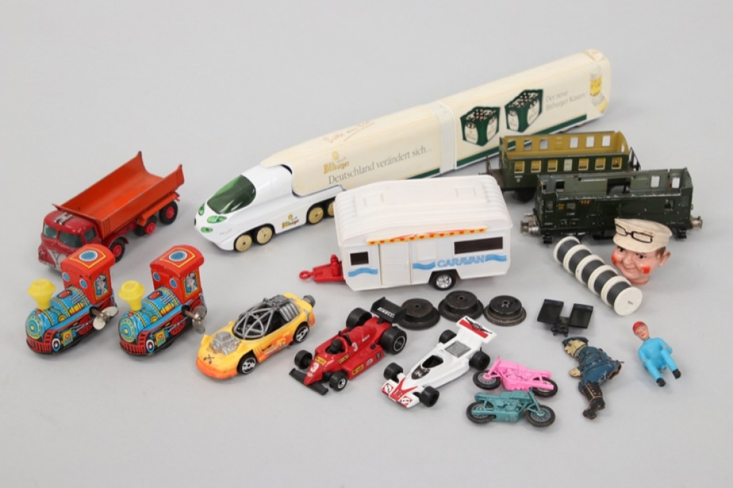 Konvolut Spielzeug