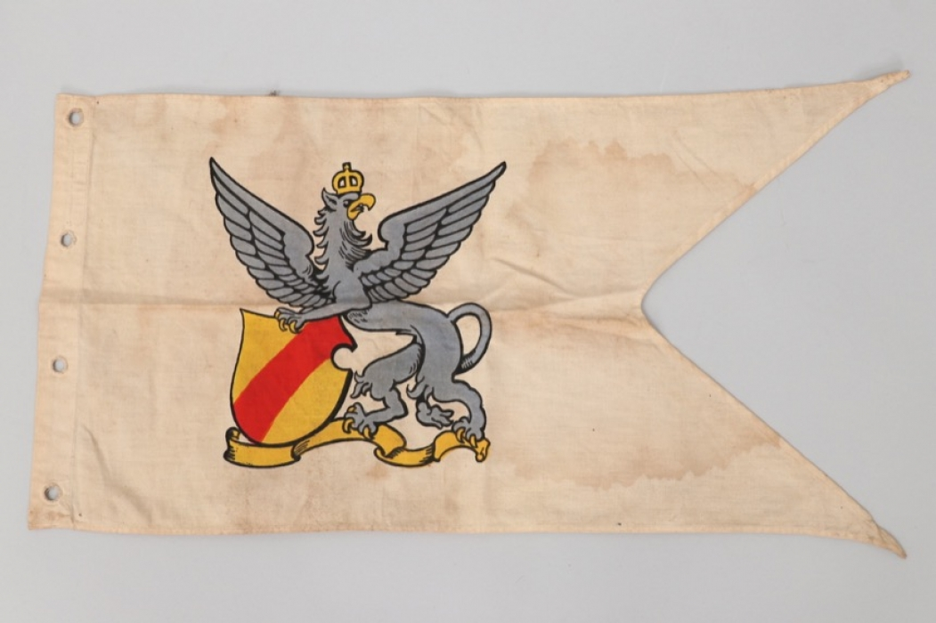 Baden - lance pennant for NCO's