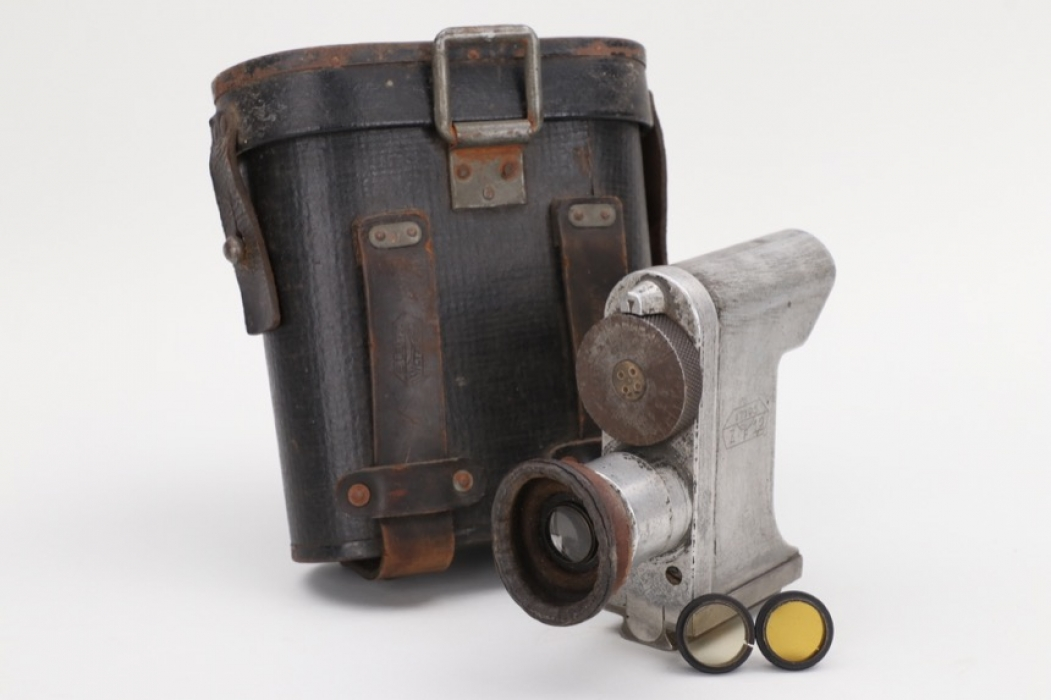Imperial Germany - EF 12 scope in case (Leitz)