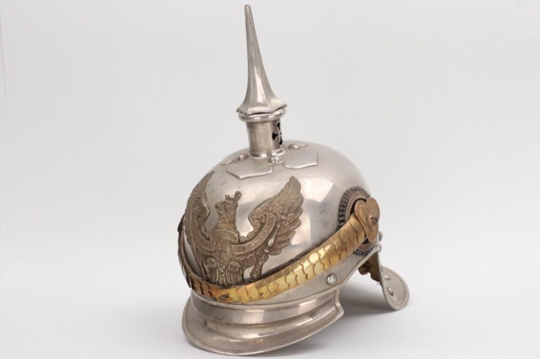 "Prussia - ""Jäger zu Pferd"" officer's helmet (regiment 1 - 7)"
