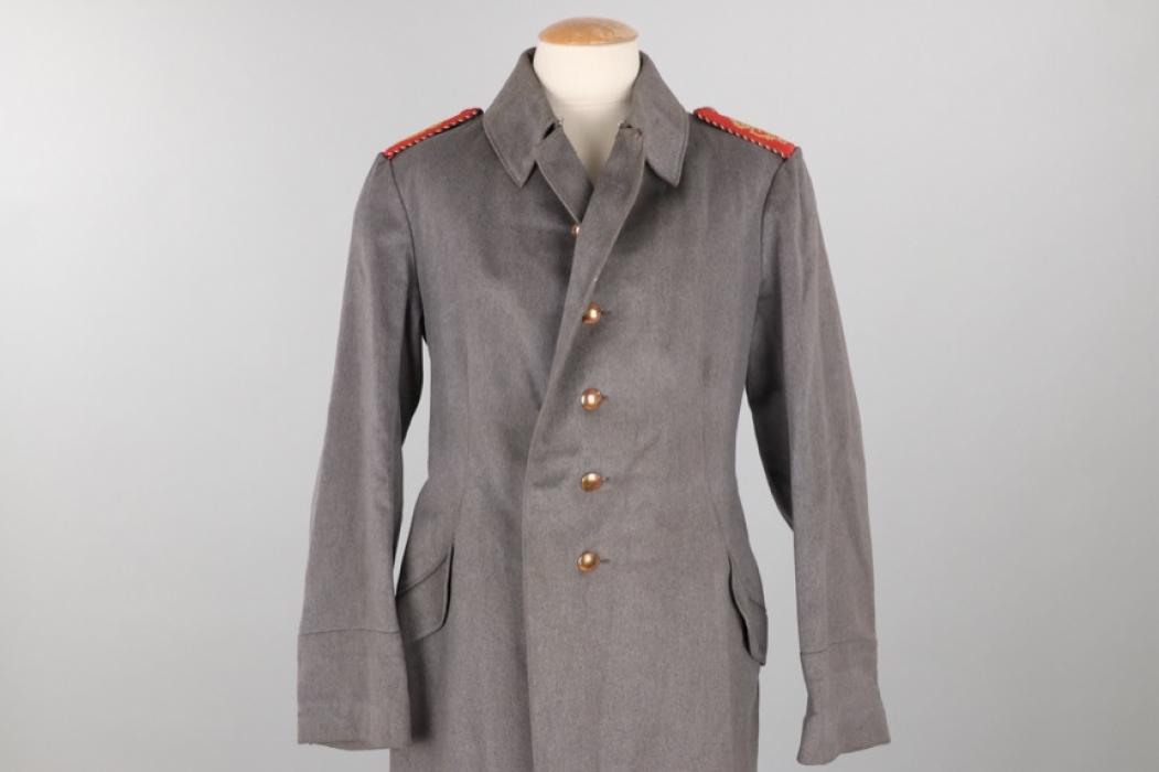 Württemberg - Infanterie-Regiment 124 service coat