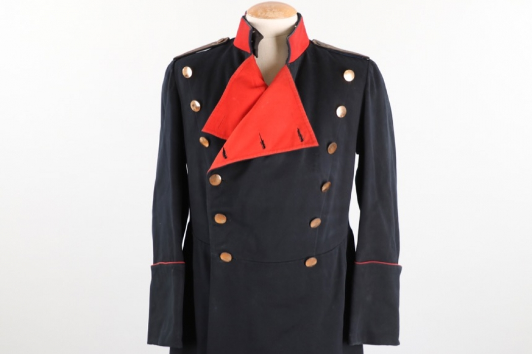 Prussia - infantry frock coat for officers